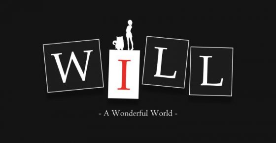 Will-a-Wonderful-World-Logo-560x292 WILL: A Wonderful World physical edition coming to Switch October 23!