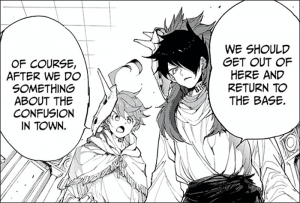 Yakusoku no Neverland (The Promised Neverland) Chapter 154 Manga Review