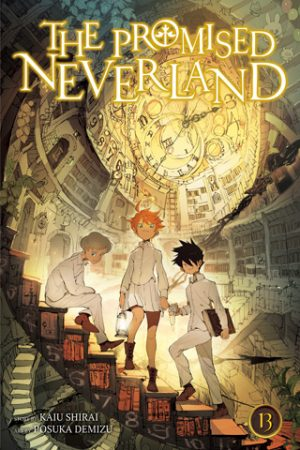 Yakusoku-no-Neverland-154-Wallpaper Yakusoku no Neverland (The Promised Neverland) Chapter 154 Manga Review