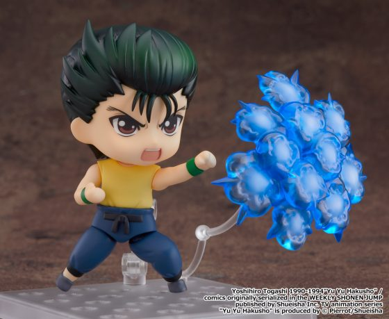Yu-Yu-Hakusho-SS-1-560x459 Good Smile Company's newest figure, Nendoroid Yusuke Urameshi is now available for pre-order!