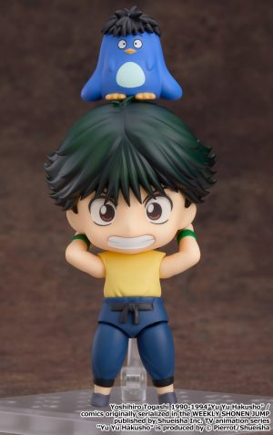 Good Smile Company's newest figure, Nendoroid Yusuke Urameshi is now available for pre-order!
