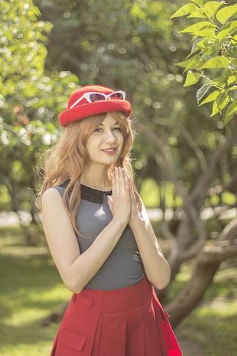 mintsylveon-pokemon-cosplay-touko-001 [12Pics] Touko & Serena (Pokemon Trainer) Sexy & Kawaii Cosplay: Russian Cosplayer!