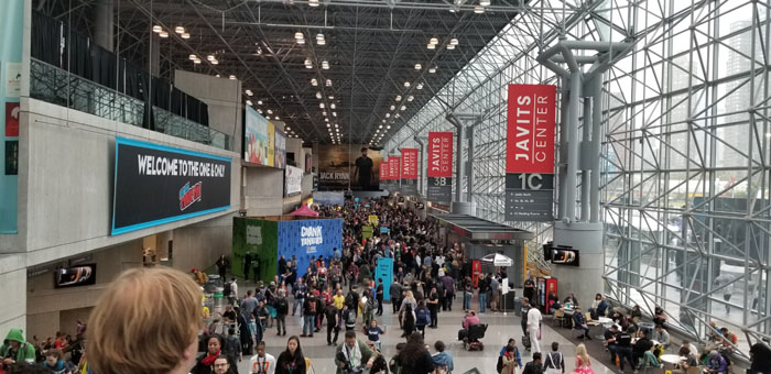 thumbnail_20191003_120125-NYCC2019 New York Comic Con 2019 (NYCC2019) - Post-Show Field Report