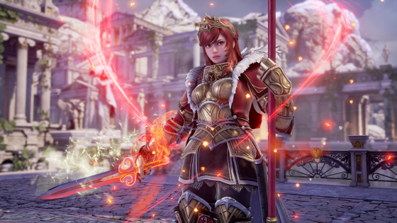 2532585dbc1908522fe8.21821963-BNEA_SCVI_Hilde_screenshot_03-560x315 Hildegard von Krone Returns with Weapons In-Hand to Join the Stage of History in SOULCALIBUR VI
