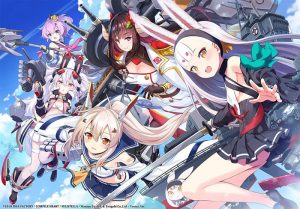 [Thirsty Thursday] Ecchi to Watch Now: Azur Lane The Animation