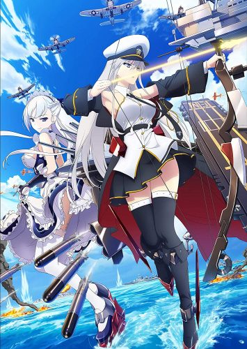 Azur-Lane-Wallpaper [Thirsty Thursday] Ecchi to Watch Now: Azur Lane The Animation