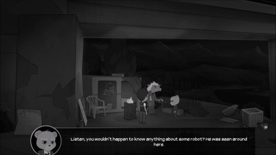 Bear-with-me-logo Bear With Me: The Lost Robots - PC (Steam) Review
