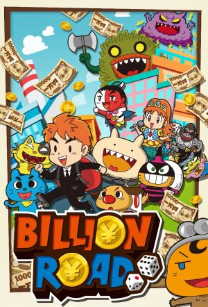 Billion Road hits Switch and Steam this Spring!