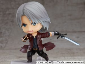 Good Smile Company's newest figure, Nendoroid Dante: DMC5 Ver. is now available for pre-order!
