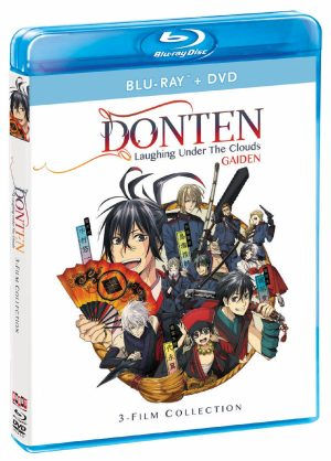 Anime Trilogy 'Donten: Laughing Under the Clouds - Gaiden' Comes to Blu-ray & DVD February 4, 2020