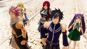 Koei Tecmo's Fairy Tail Hands-On Impression