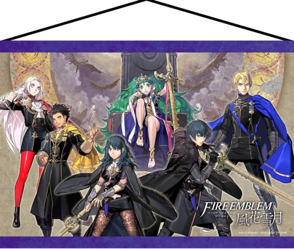 Fire-Emblem-Warriors-Musou-Wallpaper-590x500 5 Strongest Units from Fire Emblem: Three Houses