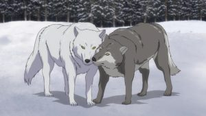 Ookami - Wolves in Japanese Culture & Anime
