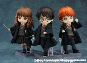 Good Smile Company's newest figure, Nendoroid Doll Harry Potter, Nendoroid Doll Hermione Granger and Nendoroid Doll Ron Weasley are now available for pre-order!