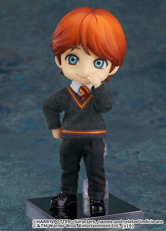 Harry-Potter-Good-Smile-13-560x402 Good Smile Company's newest figure, Nendoroid Doll Harry Potter, Nendoroid Doll Hermione Granger and Nendoroid Doll Ron Weasley are now available for pre-order!