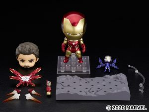 Good Smile Company's newest figure, Nendoroid Iron Man Mark 85: Endgame Ver. DX is now available for pre-order!