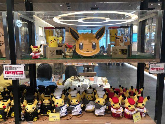 Pikachu-2-Pokémon-Cafe-capture-667x500 Top 10 Interesting Pokemon Lore
