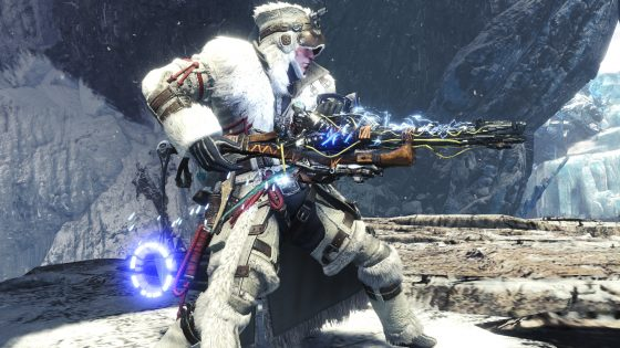Monster-Hunter-Iceborne-Raccoon_City_Collaboration-Umbrella_Pendant-560x315 Raccoon City Joins Monster Hunter World: Iceborne November 7; All-New Horizon Zero Dawn: The Frozen Wilds collaboration starts November 21 on PS4