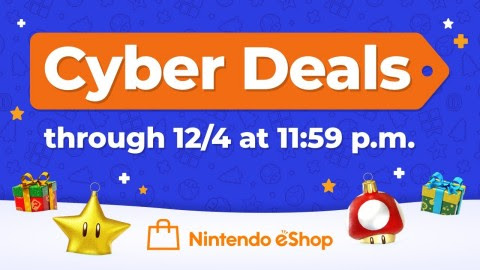 Nintendo-Cyber-Deals Treat Yourself to a Digital Shelf Full of Great Games With Nintendo eShop Cyber Deals