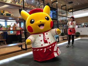 [Anime Culture Monday] Honey's Anime Hot Spot – Pokémon Cafe 2019