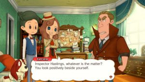 Put Your Detective Cap On! LAYTON'S MYSTERY JOURNEY: Katrielle and the Millionaires' Conspiracy – Deluxe Edition is Now Available