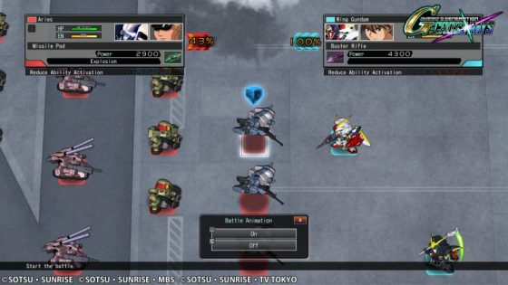 SD-Gundam-G-Generations-Cross-Rays-SS-2-560x315 Tactical RPG SD GUNDAM G GENERATION CROSS RAYS Deploys in the West