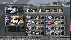 Tactical RPG SD GUNDAM G GENERATION CROSS RAYS Deploys in the West