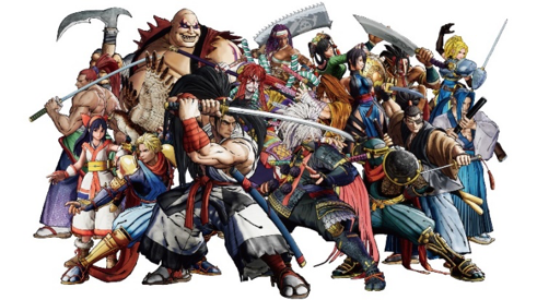Samurai-Showdown-SS-1-560x180 SAMURAI SHODOWN is slated to release in North America during Q1 of 2020 for the Nintendo Switch!