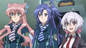 bee-ugh Senki Zesshou Symphogear XV (5th Season) Unveils Honey's Highlights!