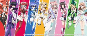 Symphogear XD UNLIMITED to be released globally in English, Korean and Chinese (Traditional)