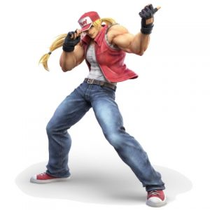 POWA WAVE! Terry Bogard From the FATAL FURY Series Joins Super Smash Bros. Ultimate Today