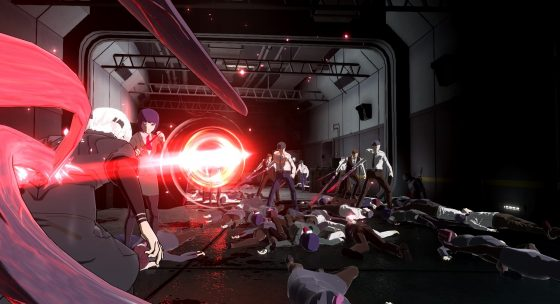Tokyo-Ghoul-re-Call-to-Exist-Logo-560x395 Tokyo Ghoul: re Call to Exist - PlayStation 4 Review
