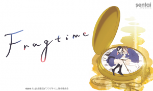 "Sentai Filmworks Falls in Love with Sci-Fi Romance ""Fragtime"""