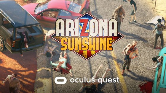 Arizona-Sunshine-SS-1-560x315 First Glimpse At Arizona Sunshine on Oculus Quest Revealed in Gameplay Video