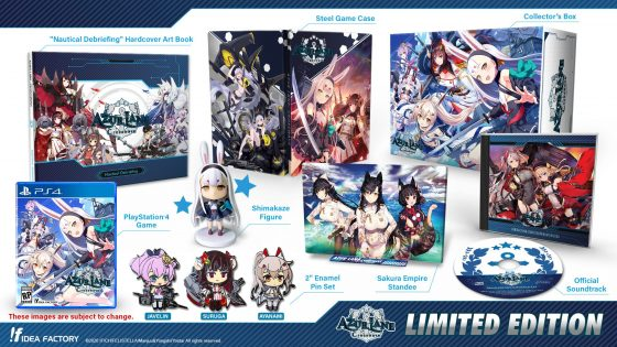 Azur-Lane-Steam-SS-1 Azur Lane: Crosswave for PS4/Steam Launches in February 2020!
