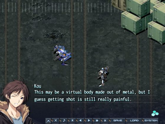 Baldr-Sky-SS-1-560x399 Cyberpunk Action Mecha Visual Novel,  'Baldr Sky' is coming soon to Steam!