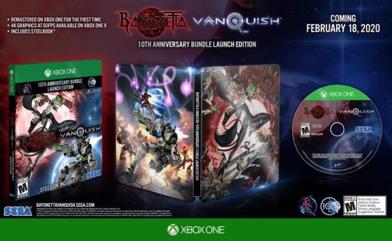 Bayonetta-Vanquish-SS-2-560x345 Bayonetta & Vanquish Launch on PlayStation 4 and Xbox One on February 18, 2020!