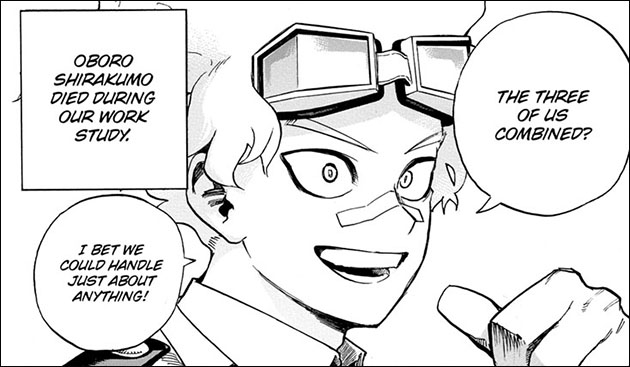 "Boku-no-Hero-Academia-My-Hero-Academia-Chapter-254-Wallpaper Boku no Hero Academia (My Hero Academia) Chapter 254 Manga Review – ""Reaching out to the Past"""