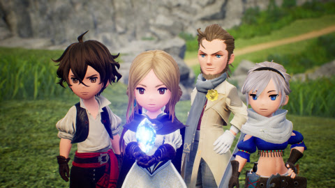 Bravely-Default-II-SS-1 Bravely Default II Coming Exclusively to Nintendo Switch in 2020 + More Announcements During The Game Awards 2019!