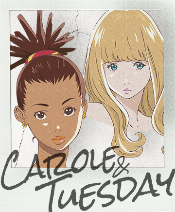 Carole-and-Tuesday-Logo-SS-1-560x238 Global streaming of 3rd Carole & Tuesday  Live ~ Mother ~ confirmed!