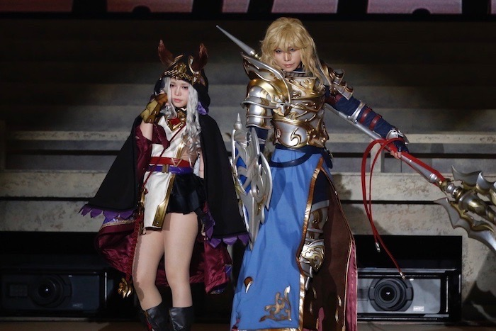 Cosplay-GranblueFantasy-Naoise_Scathacha_Seruel_Heles-001 The Best Cosplay at Granblue Fantasy Fes 2019