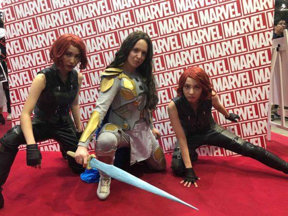Stan-Lee-tribute-Tokyo-Comic-Con-2019-capture-667x500 [Anime Culture Monday] Tokyo Comic Con 2019 - Post-Show Field Report