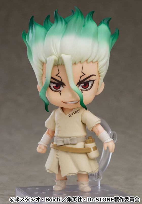 Dr-Stone-Senku-GSC-3-347x500 Senku is a Nendoroid!! Popular Dr. Stone Character Senku Ishigami is now available for pre-order!