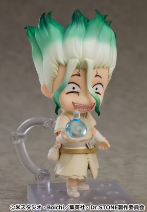 Senku is a Nendoroid!! Popular Dr. Stone Character Senku Ishigami is now available for pre-order!