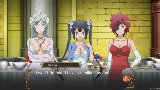 Is-it-wrong-to-pick-up-girls-in-a-Dungeon-Infinite-Combate Is It Wrong To Try To Pick Up Girls In A Dungeon? - Infinite Combate announced!