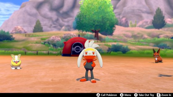 Raboot-Pokemon-SWSH-SS-1-560x315 Here's Why You NEED to Use Scorbunny as Your Starter in Pokemon Sword & Shield