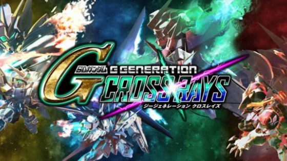 SD-Gundam-G-Generations-Cross-Rays-Logo-560x315 SD GUNDAM G GENERATION CROSS RAYS Added Dispatch Mission Set 3 Delves into the Deep History of the Gundam Universe