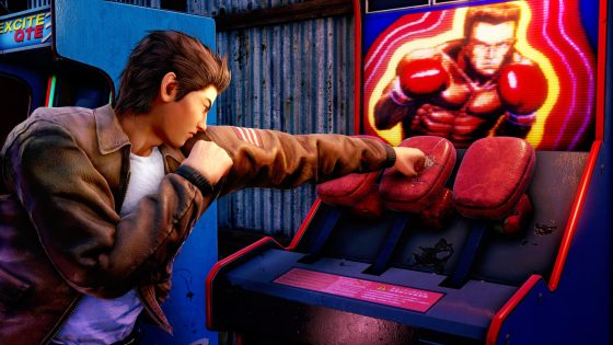 NewShenmueLogoE_GoldNuki-560x137 Shenmue III - PlayStation 4 Review  - The Neverending Story of Video Games