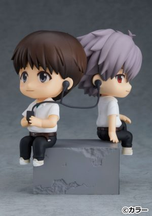 Good Smile Company's newest figure, Nendoroid Shinji Ikari is now available for pre-order!