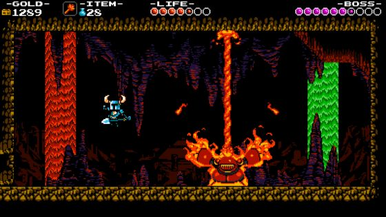 Shovel-Knight-Treasure-Trove-Logo-560x315 Shovel Knight: Treasure Trove - PlayStation 4 Review